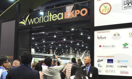Un theeblend belge à World Tea Expo