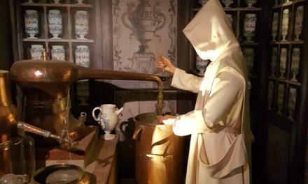 La Chartreuse – 'Elixir de longue vie'