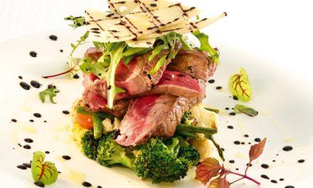 Tagliata de bœuf à l'italienne