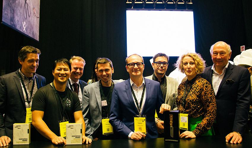 Les Innovation Awards décernés à Horeca Expo