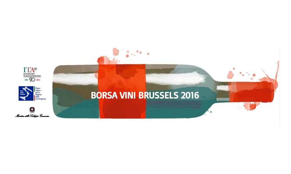 Borsa Vini Italiani – Save The Date – 08/11/2016