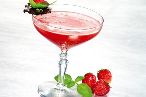 The Strawberry's Lime
