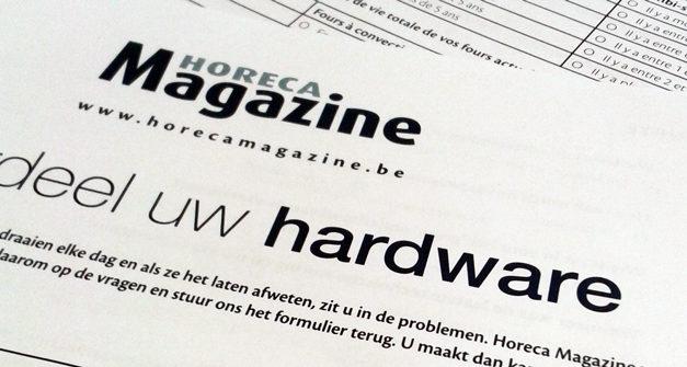 HM Enquête – Beoordeel uw Hardware
