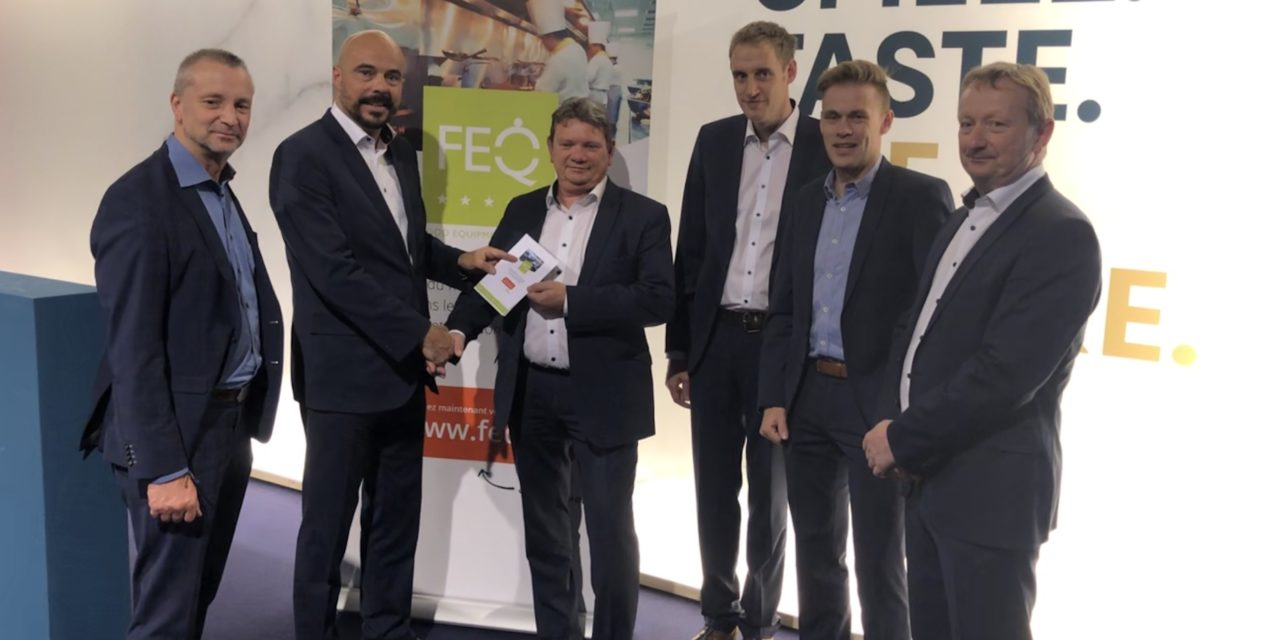 Eerste FEQ certificaat uitgereikt