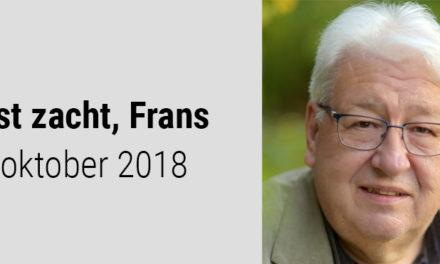 In Memoriam  Frans Rombouts