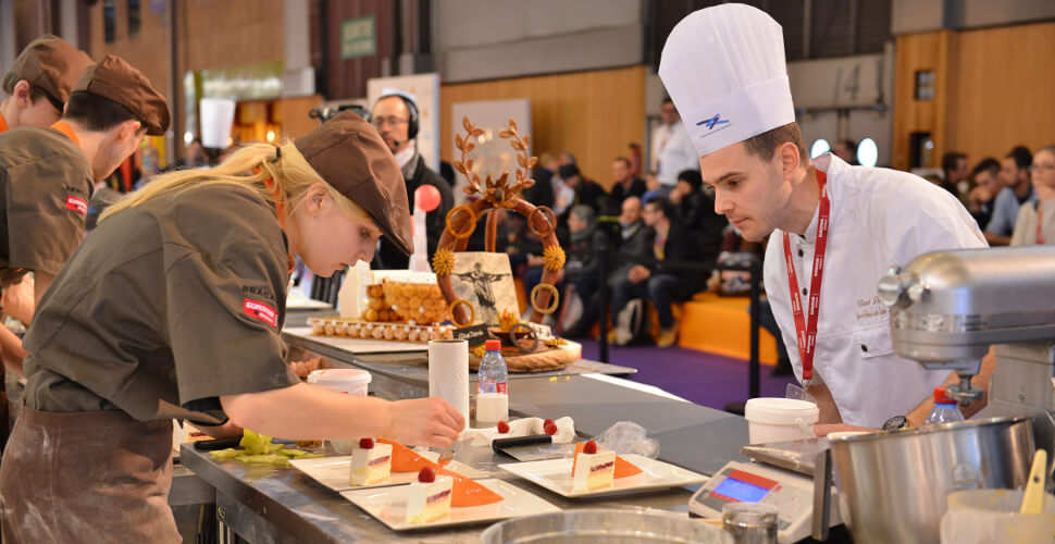 EUROPAIN BAKE IN PARIS