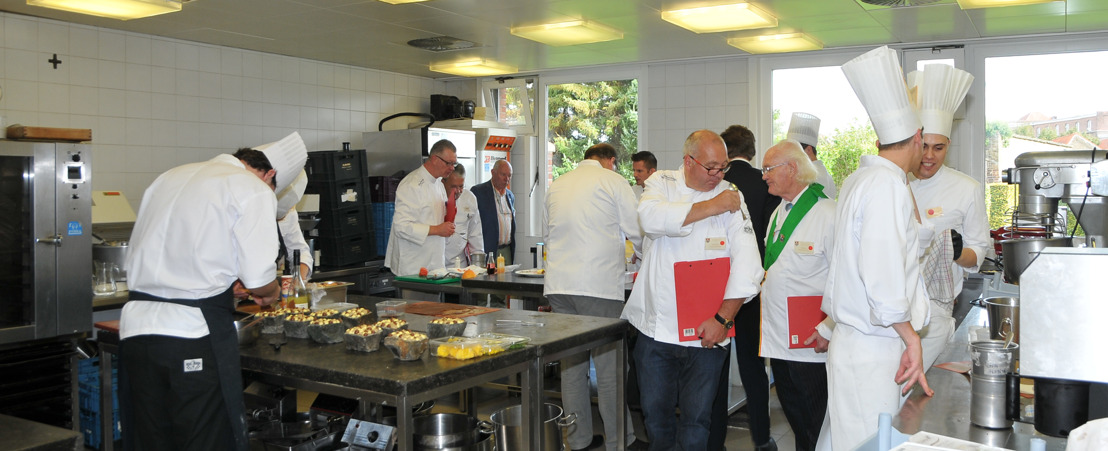 Club Prosper Montagné: Eerste Kok van België
