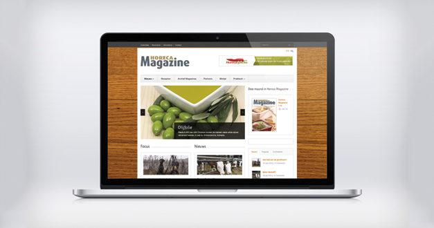 Horeca Magazine Website