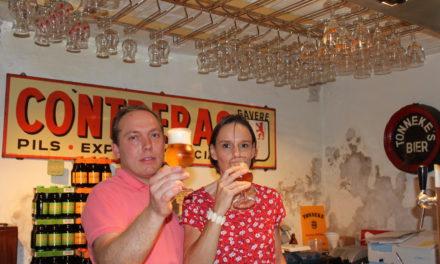 La brasserie Contreras souffle ses 200 bougies