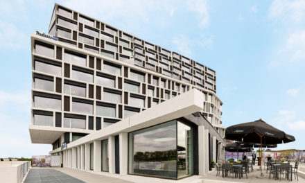 Opening Radisson Blu Hotel Brugge