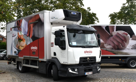 INTERFROST FOODSERVICE DEVIENT ORESTO FOODPARTNERS