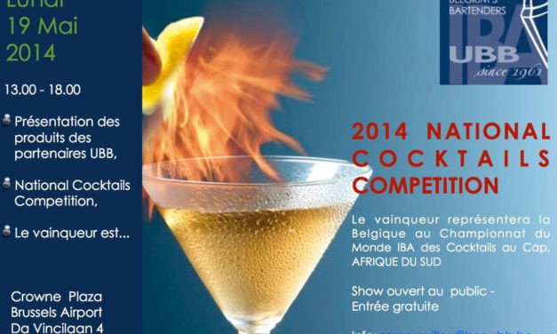 UBB – National Cocktails Competition