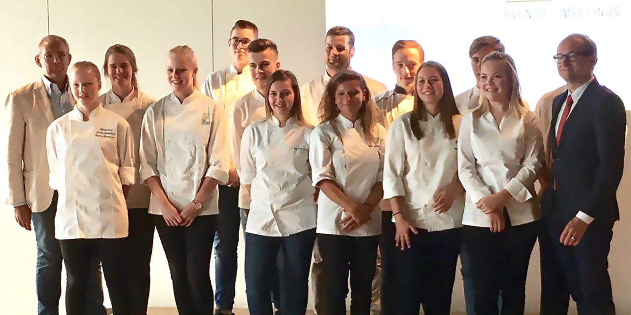 Young Chefs Culinary World Cup