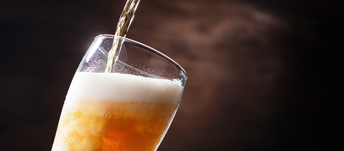 Bier in de schijnwerpers