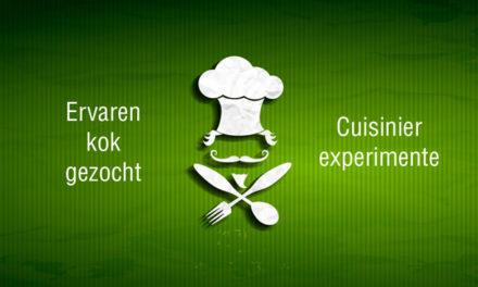 Cuisinier experimente