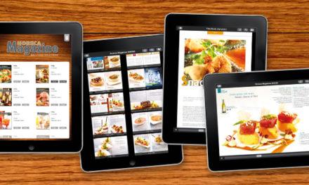 Horeca Magazine – chaque mois sur votre iPad !