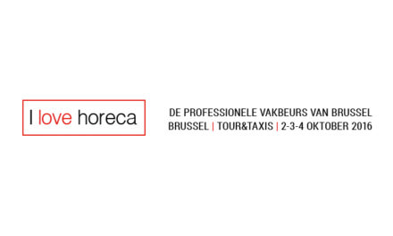 I Love Horeca 2-3-4 oktober 2016 : REGISTREER via Horecamagazine