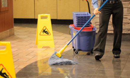 Les machines de nettoyage