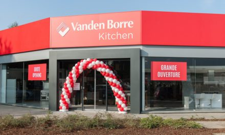 De allereerste Vanden Borre Kitchen opent haar deuren