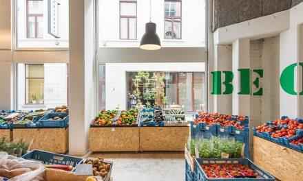 Nouveau marché du frais bio à Anvers