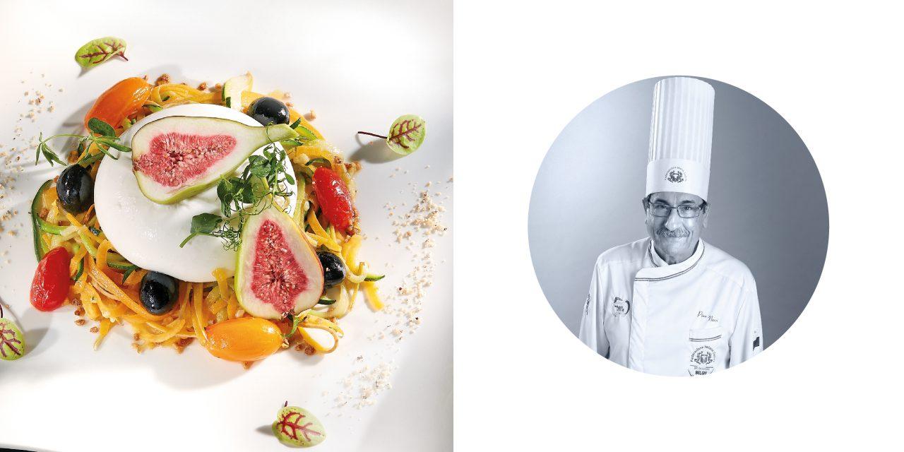 La cuisine de Pino Nacci
