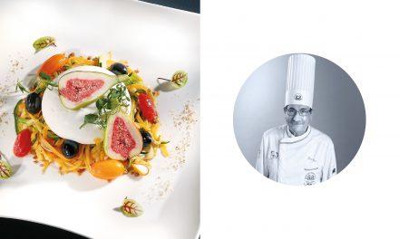 Keuken van Pino Nacci