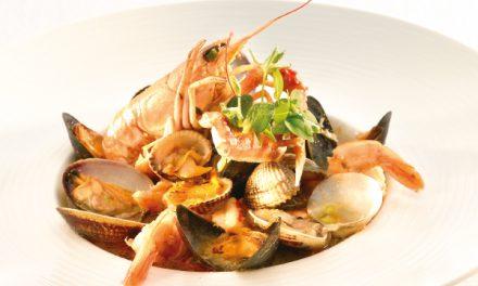 Soupe du Chef aux fruits de mer
