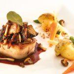 Filet de bœuf aux champignons