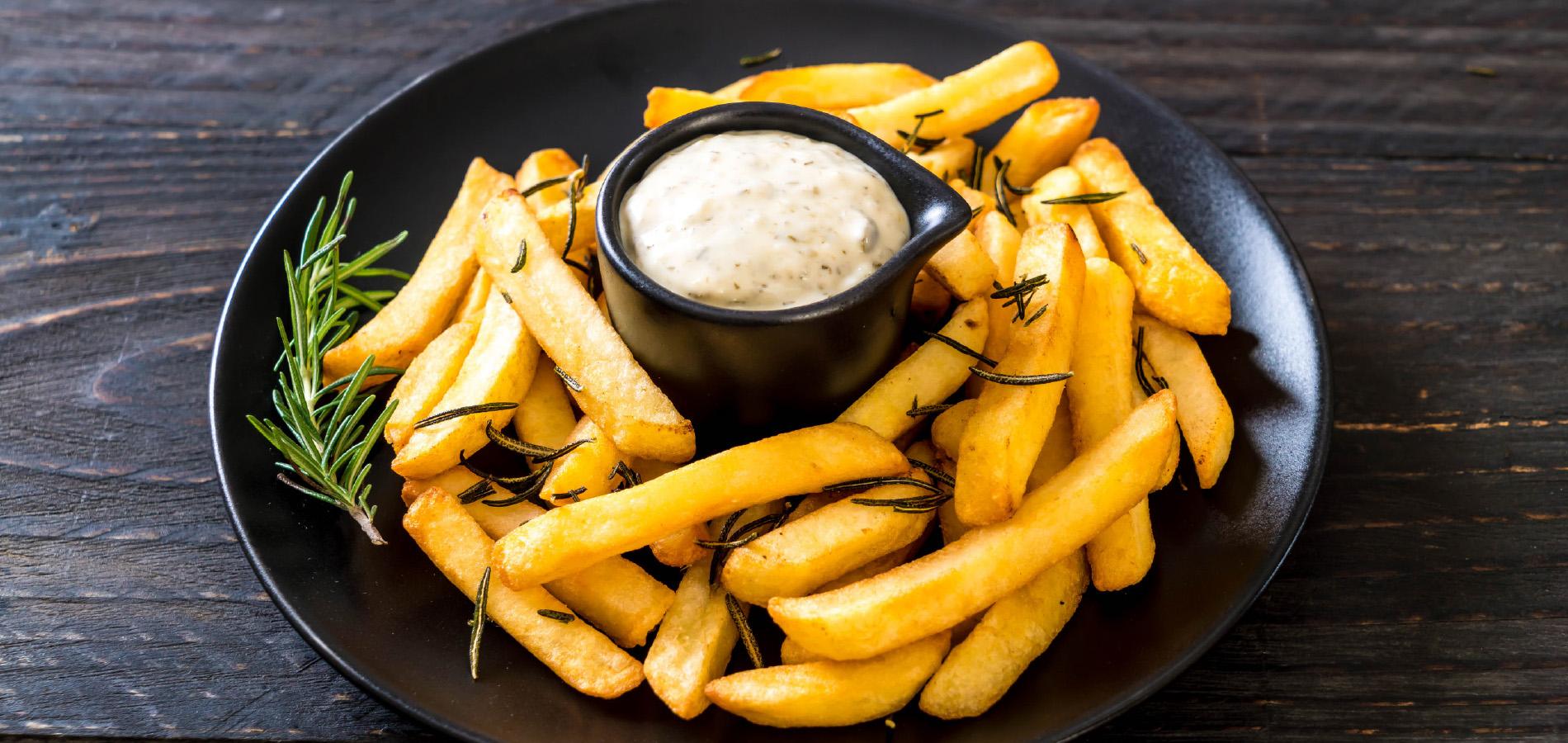 Aardappelbereidingen