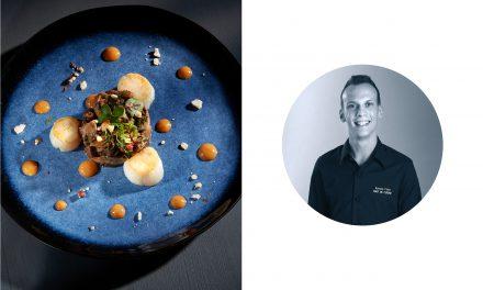 La cuisine de Romain Caddet