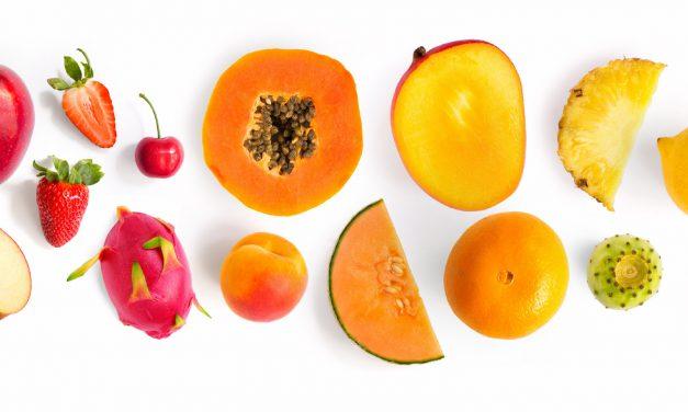 Fruit in de gastronomie