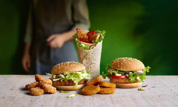 McDonald's 'Make it Veggie'