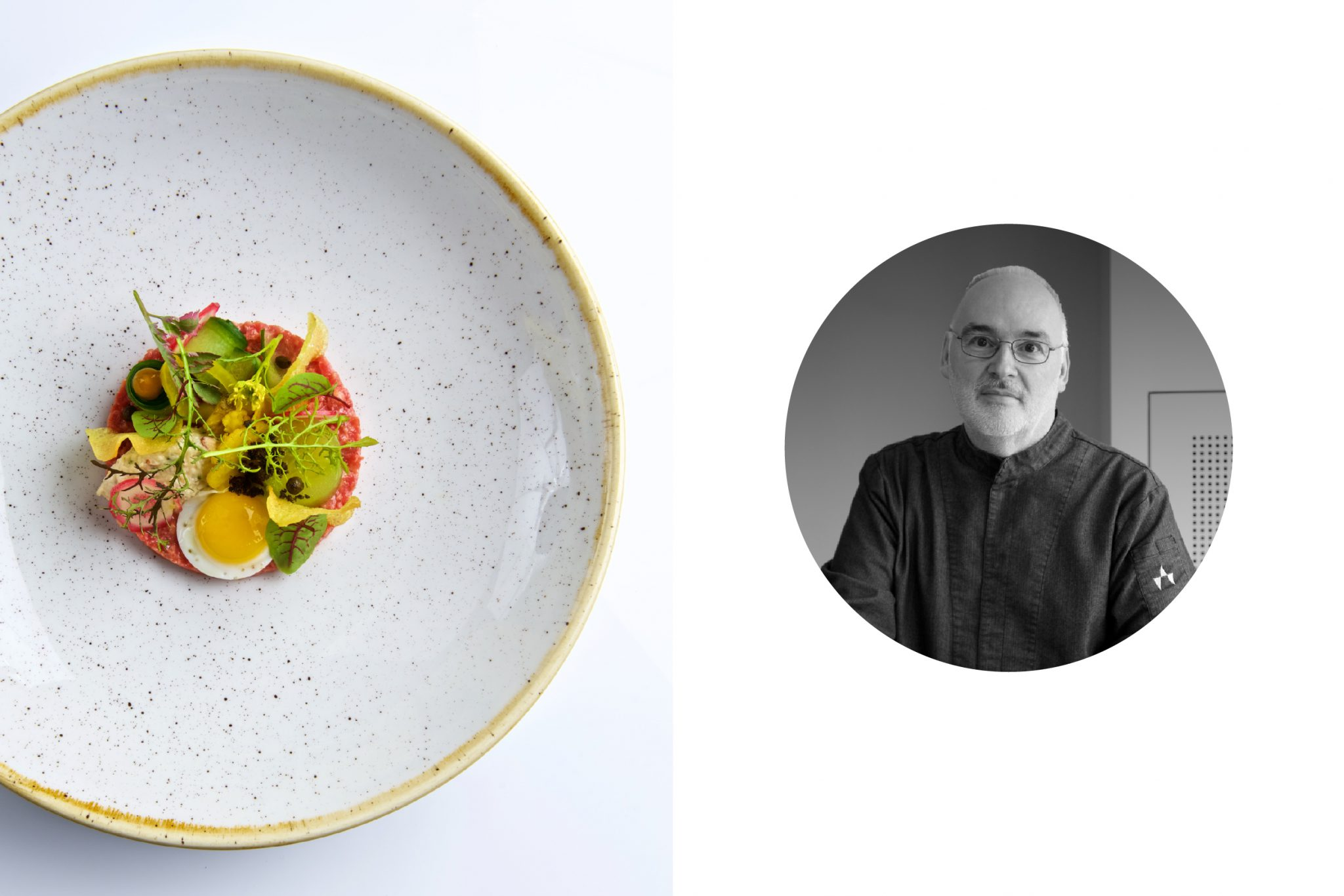 Keuken van Marc Clément