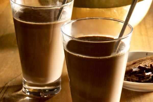 Choco-shock coffee
