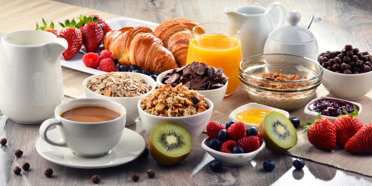Un petit-déjeuner plus soigné