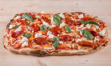Handgemaakte pizzabodems