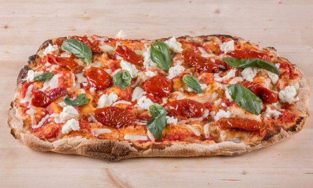 Fonds de pizza faits à la main