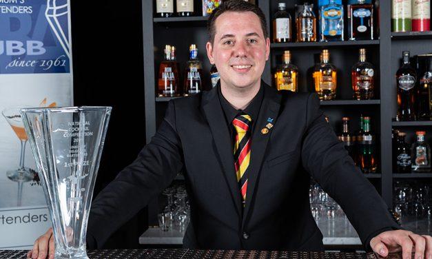 Champion de Belgique de cocktails