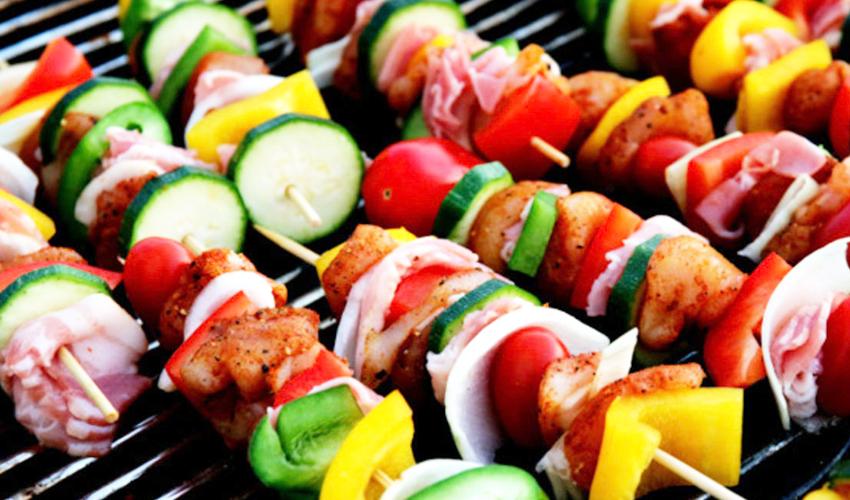 Le barbecue d'entreprise