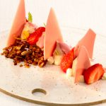 Mousse van Ruby Barry Callebaut