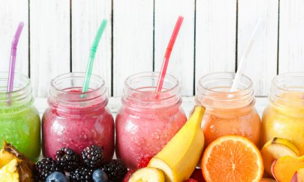 Frisdranken, fruitsappen, smoothies