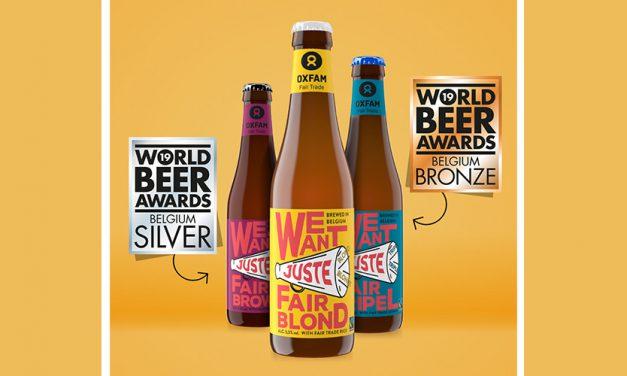 Drie nieuwe bieren Oxfam