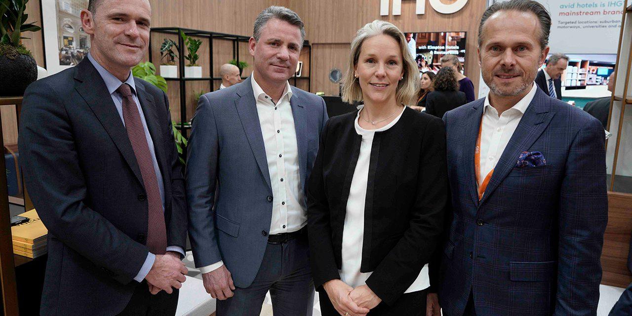 Prem Hospitality conclut un accord de développement avec Intercontinental Hotels Group pour l'ouverture de 10 nouveaux hôtels au Benelux et en Allemagne.