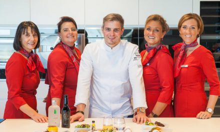 Tim Boury, le nouveau Chef de Brussels Airlines