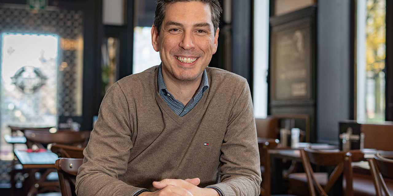 Deliveroo benoemt Daniel Comptdaer tot nieuwe Commercial Director voor België