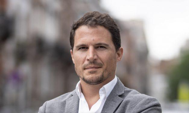 Pierre Verdier – general manager van Deliveroo België