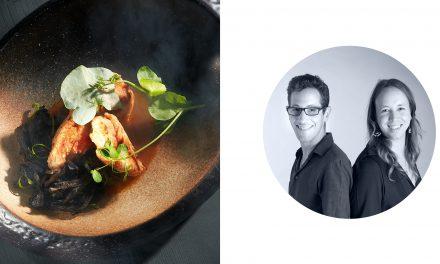 La cuisine de Fabian Marthus & Frédérick Hallard