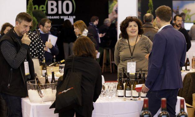 27ste editie Millésime Bio – Evenement voor biologische wijn