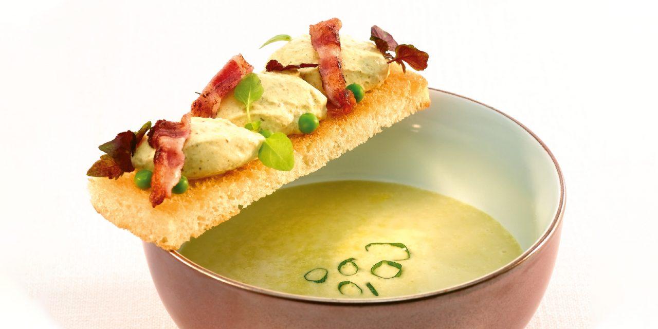 La soupe de pois