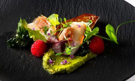 Feestelijke salade